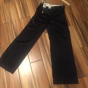 CHLOE Silk Blend Flare Pants